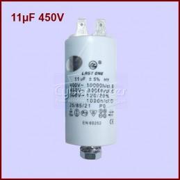 Condensateur 11,0µF (11,0MF) 450V CYB-010566