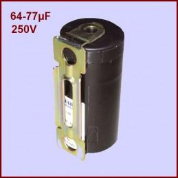 Condensateur 64,0-77,0µF...