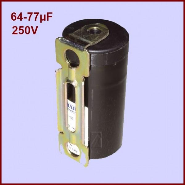 Condensateur 64,0 - 77,0µF (64,0 - 77,0MF) 450 Volts