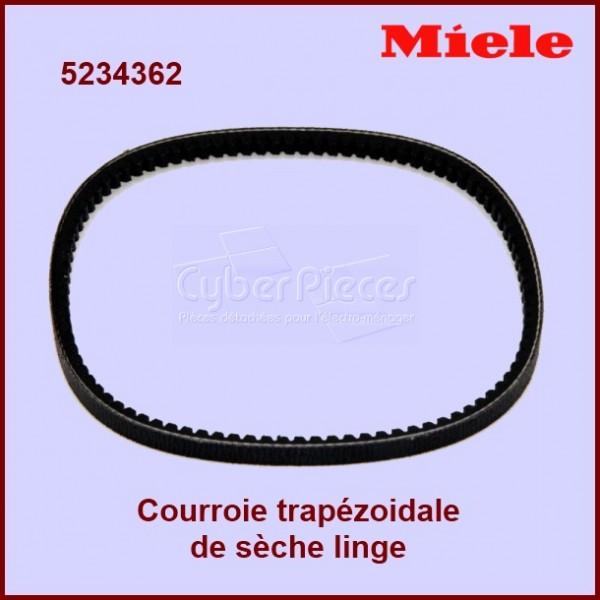 Courroie trapézoïdale  8 X 400 - 5234362