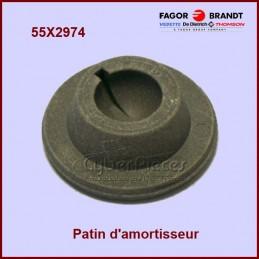 Patin d'amortisseur WT3744900 Bosch Siemens Brandt CYB-003025