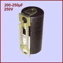 Condensateur 200,0-250,0µf (200,0-250,0MF) 250 Volts CYB-045841