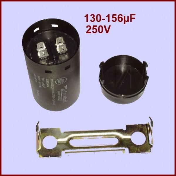 Condensateur 130,0 - 136,0µF (130,0 - 136,0MF) 250 Volts