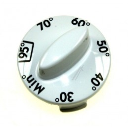 Bouton thermostat...