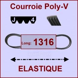 Courroie 1316J4 - EL-...