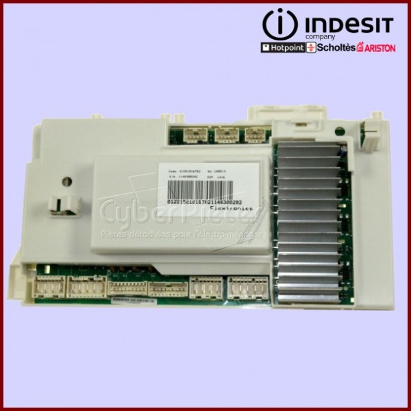 Carte électronique Triphase Arcadia Indesit C00274492