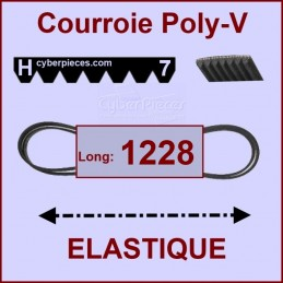 Courroie 1228H7 - EL-...