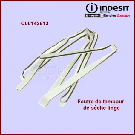 Feutre de tambour avant Indesit C00142613