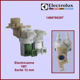 Électrovanne 2 voies 180° Ø 12 mm à connecteur 1468766389 CYB-060448