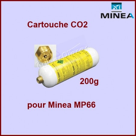 Cartouche Co² Machine A Biere MP66 Minea
