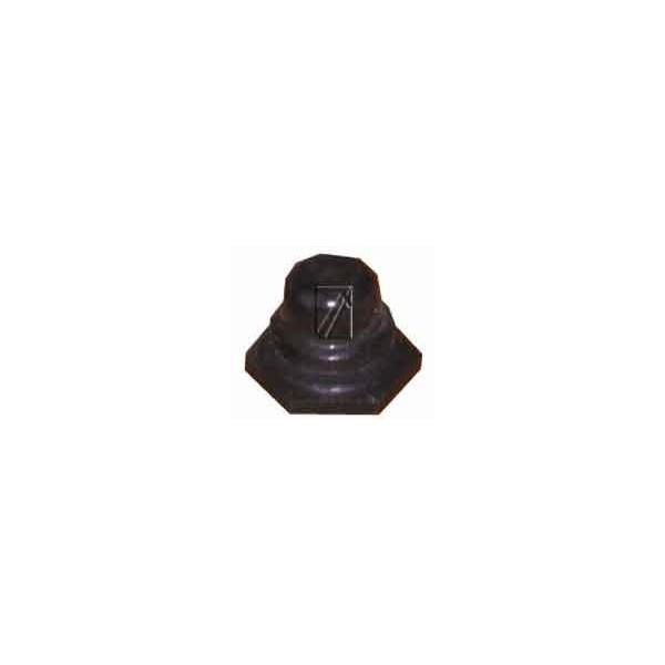 Capuchon noir étanche d'allumage sur inter 93452050 93837813