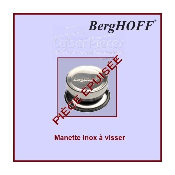 Manette Inox à Visser Berghoff 0046532***épuisé***