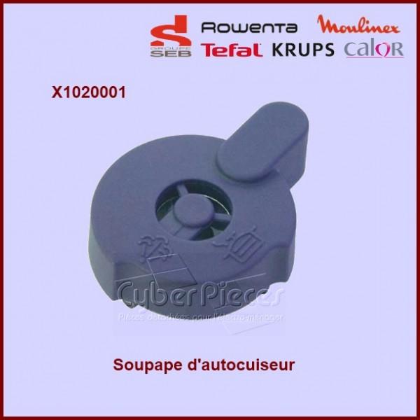 Soupape de fonctionnement de cocotte SEB ACTUA - X1020001