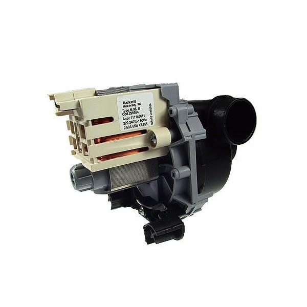 moteur synchronique de lavage electrolux 1111456115 pour pompe de cyclage turbine lave. Black Bedroom Furniture Sets. Home Design Ideas