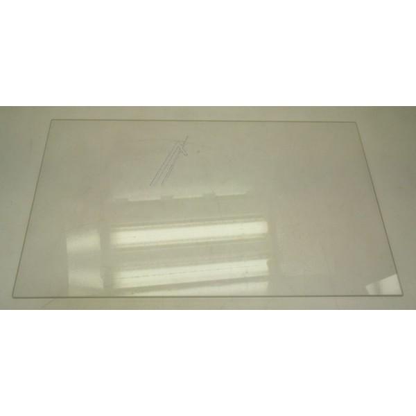 Vitre int rieure de porte de four 352x227 ep3 3 pour fours ou cuisinieres cuisson pieces - Vitre pour porte interieure ...