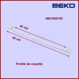 Profilé de clayette 4851900100