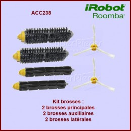 Kit brosses pour Irobot...