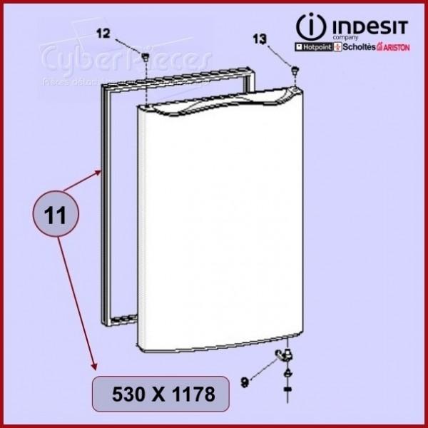 Joint de Porte Réfrigérateur 530X1178 P900