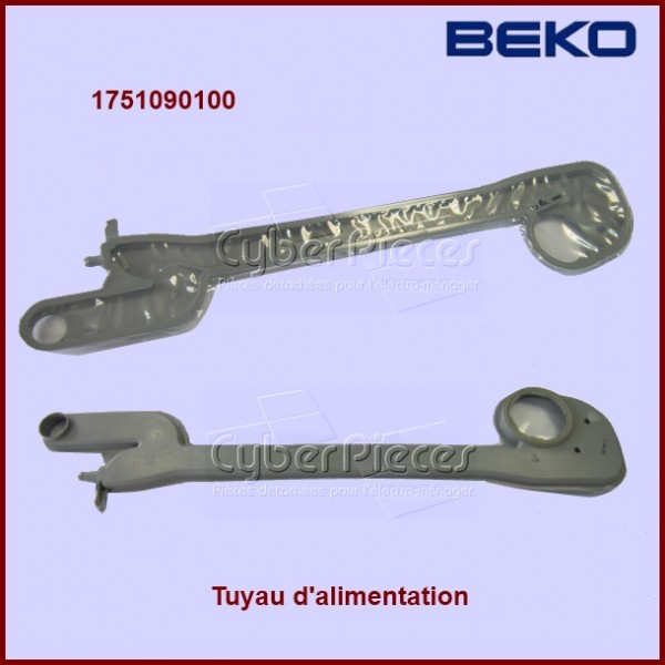 Fun suction pipe Beko 1751090100
