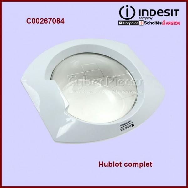 Hublot complet Indesit C00267084