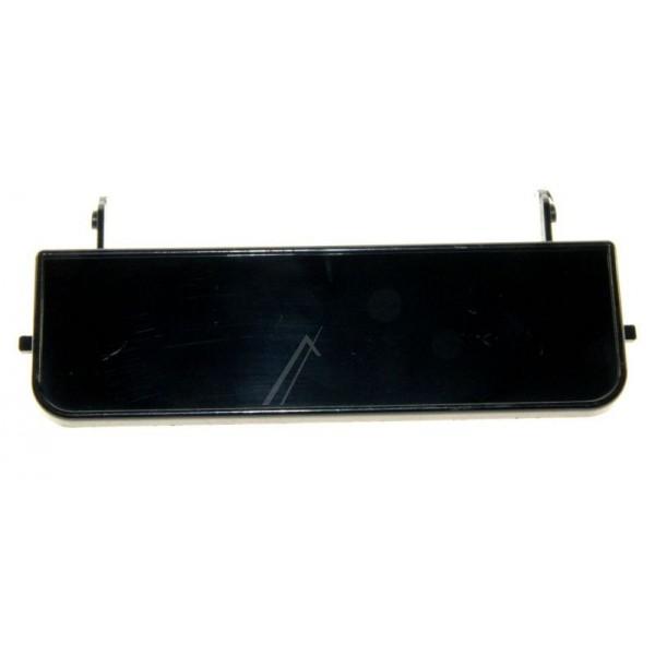 Portillon tableau de bord noir Indesit C00097389