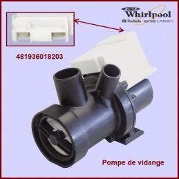 Pompe de vidange T12 - ST12 / 481936018203 CYB-000376