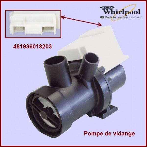 Pompe de vidange T12 - ST12 / 481936018203