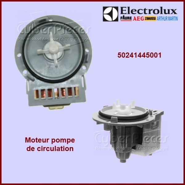 Moteur seul de pompe de cyclage 50241445001 pour pompe de vidange machine a laver lavage pieces - Pompe de relevage machine a laver ...