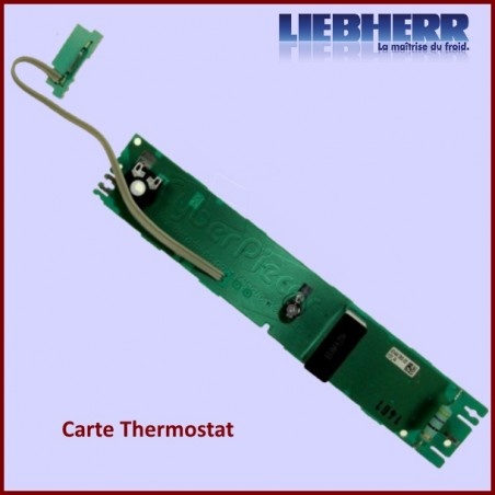 Platine Thermostat Electronique Liebherr 614438000