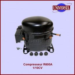 Compresseur R600A 1/10CV...