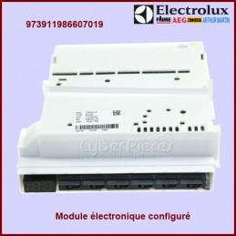 Carte électronique EDW150 configuré Electrolux 973911986607019 CYB-017909