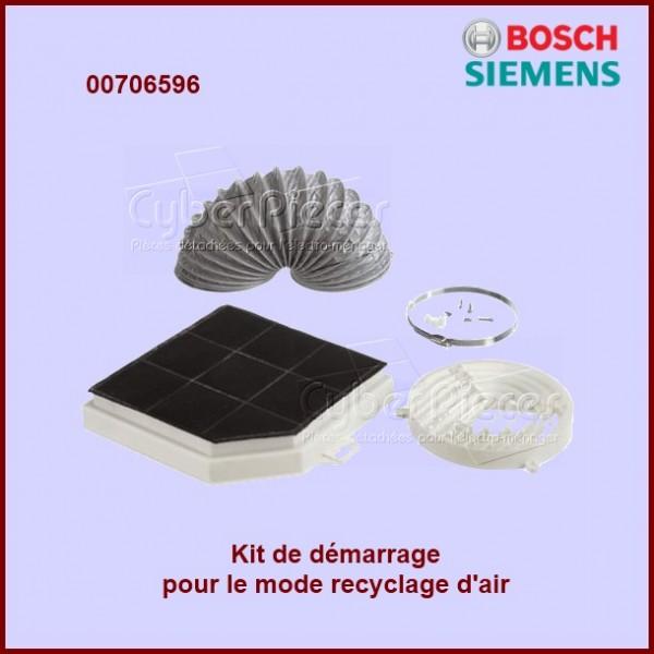 Kit de démarrage pour mode recyclage air 00706596