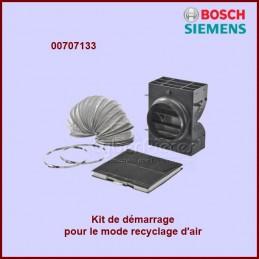 Kit de démarrage pour mode recyclage d'air 00707133 CYB-247955