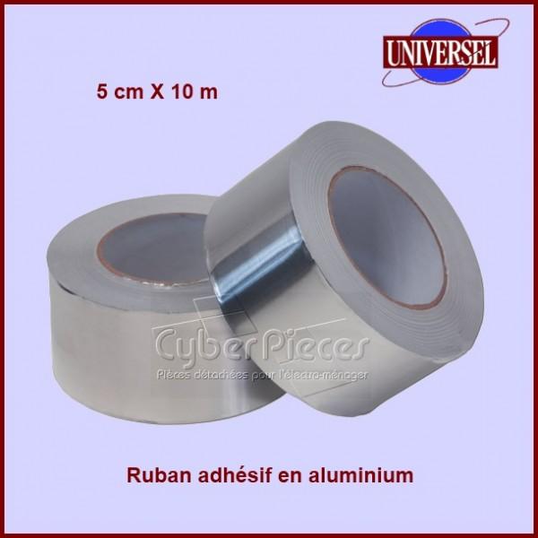 Ruban adhésif en aluminium 5 cm X 10 m
