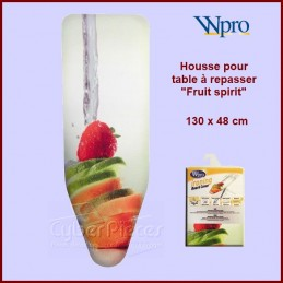 Housse de table à repasser Wpro FRUIT SPIRIT CYB-002431