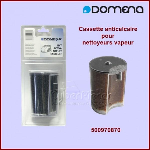 Cassette anticalcaire fer à repasser DOMENA ACTIVA 500350068