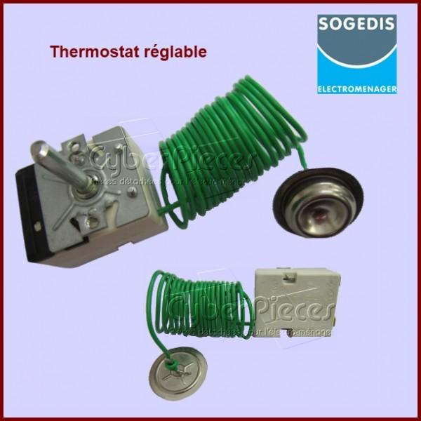 Thermostat réglable 80° - 57568
