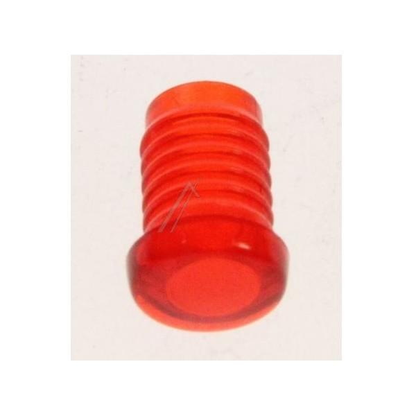 Lentille rouge Ø8mm 93783559