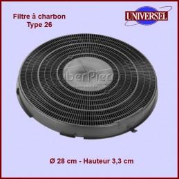 Filtre à charbon Type 26 CYB-002714