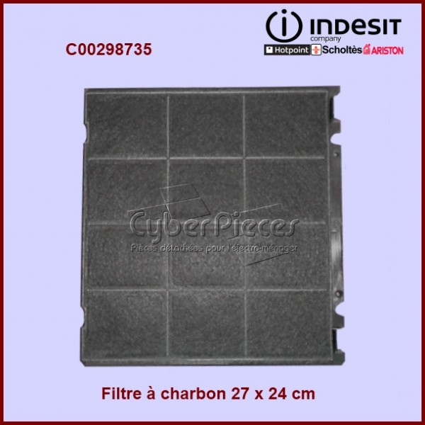 Filtre à charbon Type 242