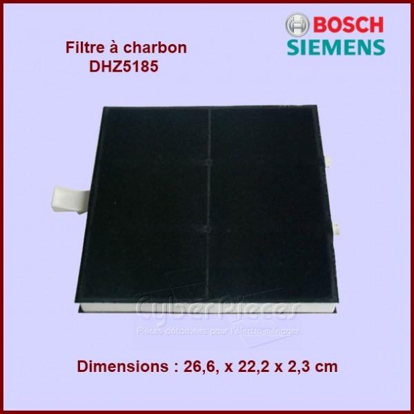 Filtre à charbon Type DHZ5185 - 00360732