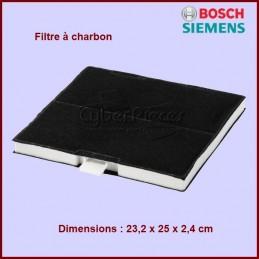 Filtre à charbon DHZ5325 Bosch 11026769 CYB-302807
