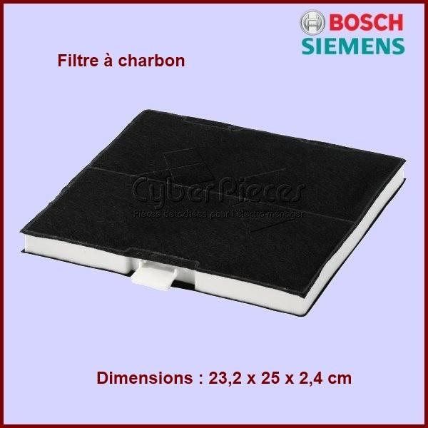 Filtre à charbon Bosch 00705431