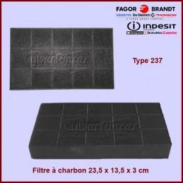 Filtre à charbon - Type 237 CYB-002707