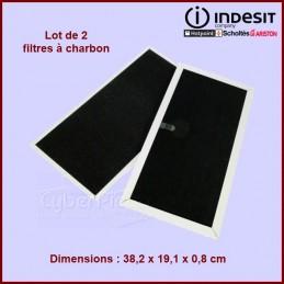 Filtre à charbon C00136117