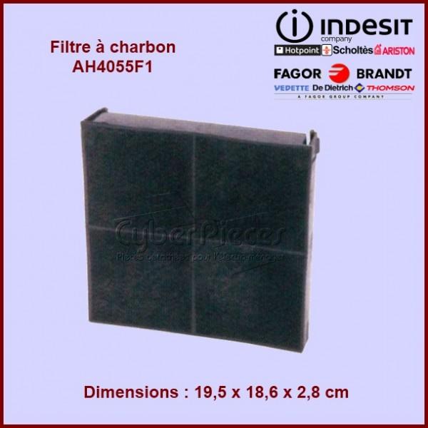 Filtre à charbon Type AH4055F1