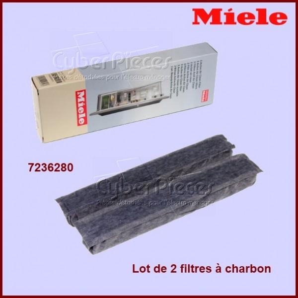 Filtre à charbon MIELE 7236280