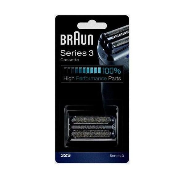 Cassette de rasage - Série 3 - 32S - Silver 81387956