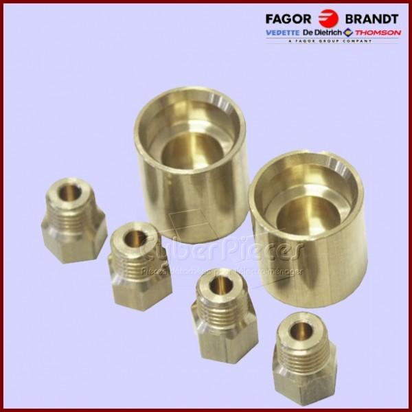 Sachet Injecteurs gaz Butane AS0004073