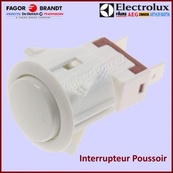 Interrupteur Poussoir Blanc 3570382055